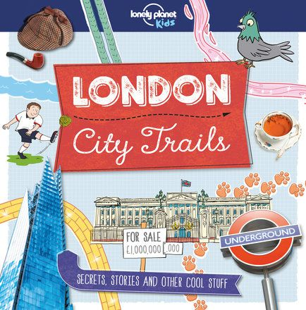 City Trails: London (North and South America edition)