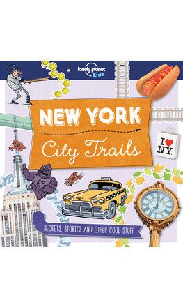 City Trails: New York (North and South America edition)