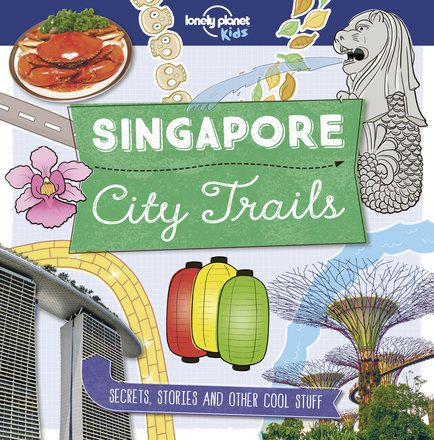 City Trails: Singapore (North & Latin America edition)