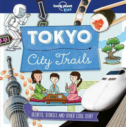 City Trails: Tokyo (North and South America edition)
