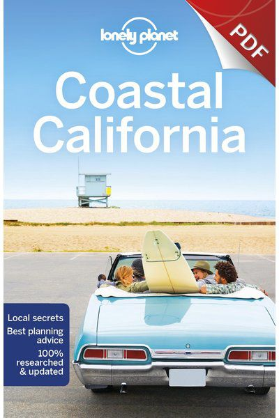 Coastal California - Disneyland & Orange County (PDF Chapter)