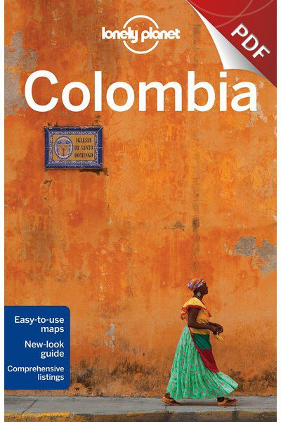 Colombia - Cali & Southwest Colombia (PDF Chapter)