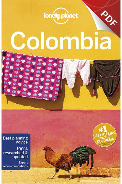 Colombia - Caribbean Coast (PDF Chapter)