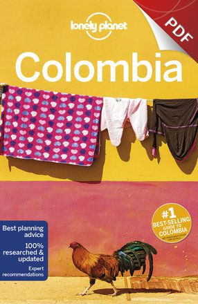 Colombia - Medellin & Zona Cafetera (PDF Chapter)