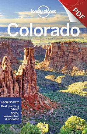 Colorado - Boulder & Around (PDF Chapter)