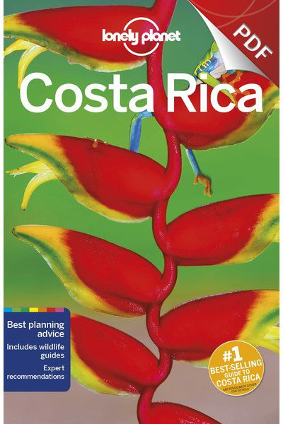 Costa Rica - Arenal & Northern Lowlands (PDF Chapter)
