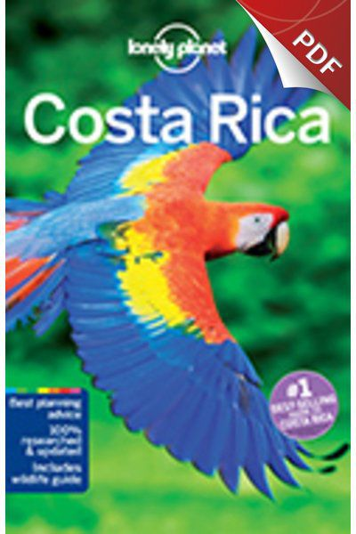 Costa Rica - Southern Costa Rica (PDF Chapter)