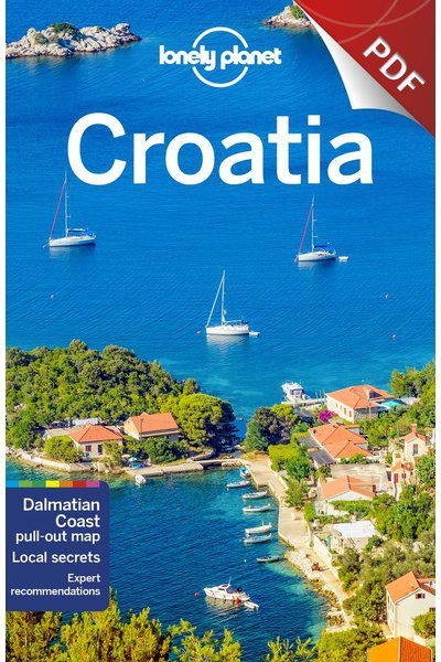 Croatia - Split & Central Dalmatia (PDF Chapter)