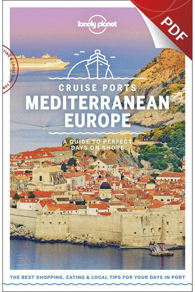 Cruise Ports Mediterranean Europe - Istanbul, Turkey (PDF Chapter)