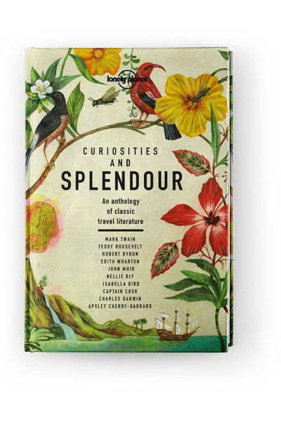Image of Lonely Planet Anthology Curiosities and Splendour, Edition - 1 by Lonely Planet Gifts