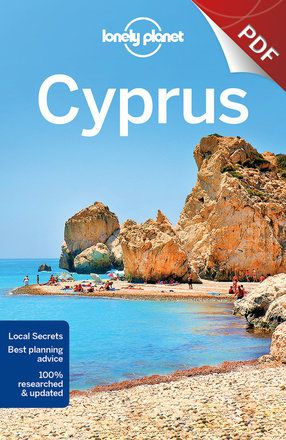 Cyprus - Kyrenia (Girne) & the North (PDF Chapter)