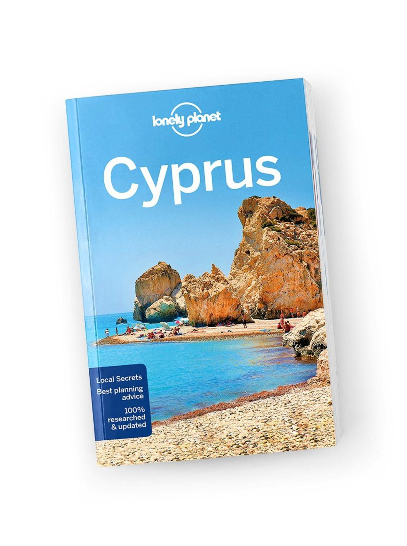 Lonely Planet Cyprus Guidebook