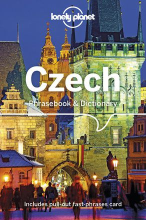 Czech Phrasebook & Dictionary