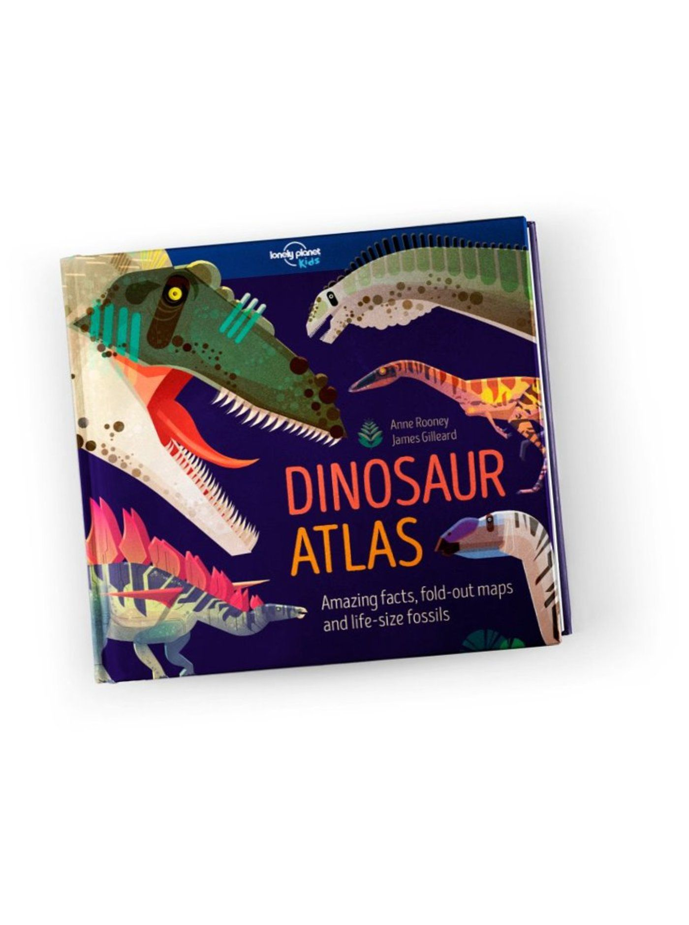 Dinosaur Atlas (North and South America edition)