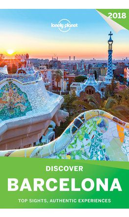 Discover Barcelona 2018 city guide