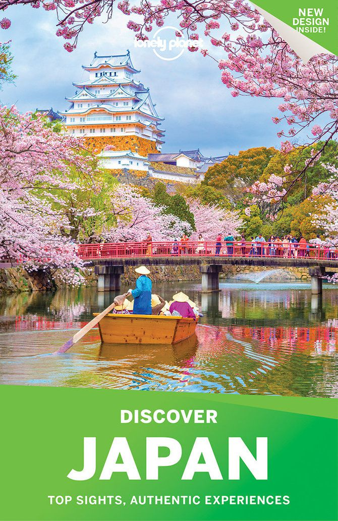 Essential Guide To Japan Lonely Planet