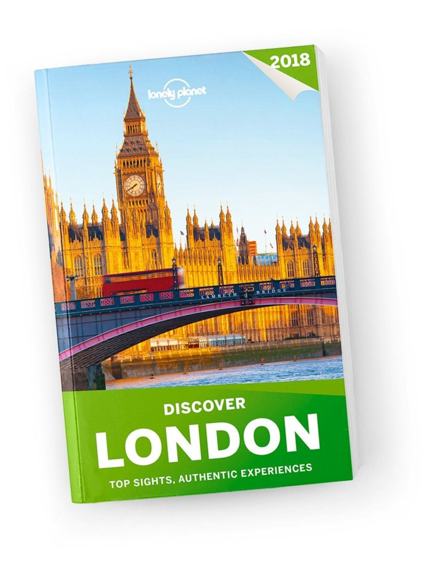 Discover London city guide - 2018 edition