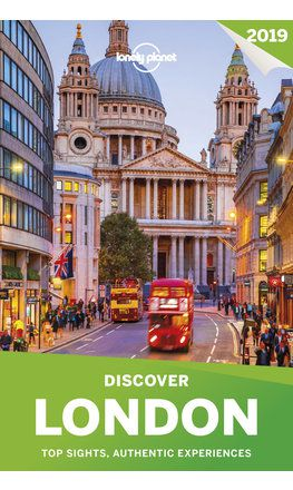 Discover London 2019 city guide