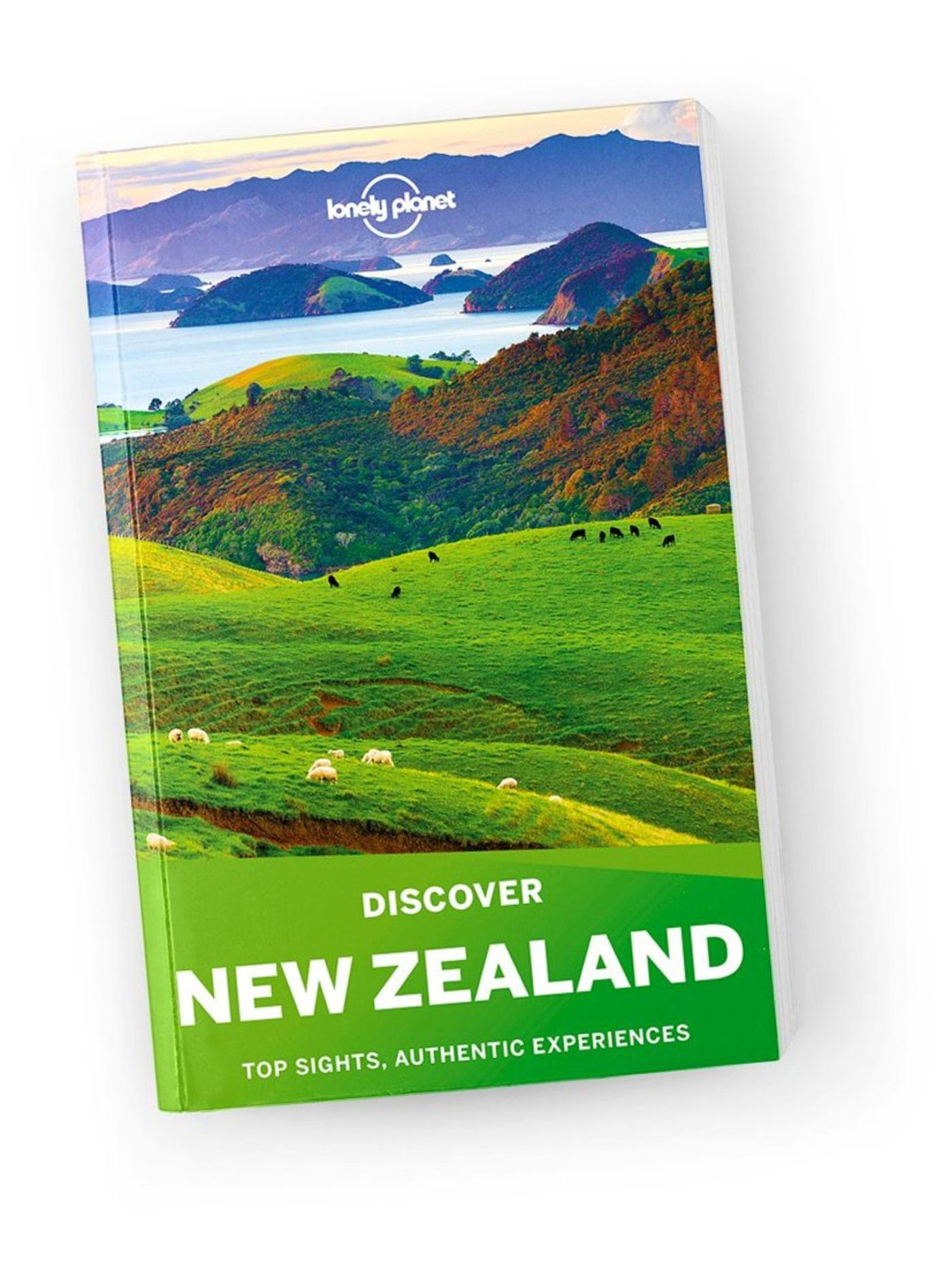 Discover New Zealand travel guide