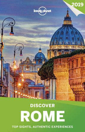 Discover Rome 2019 city guide