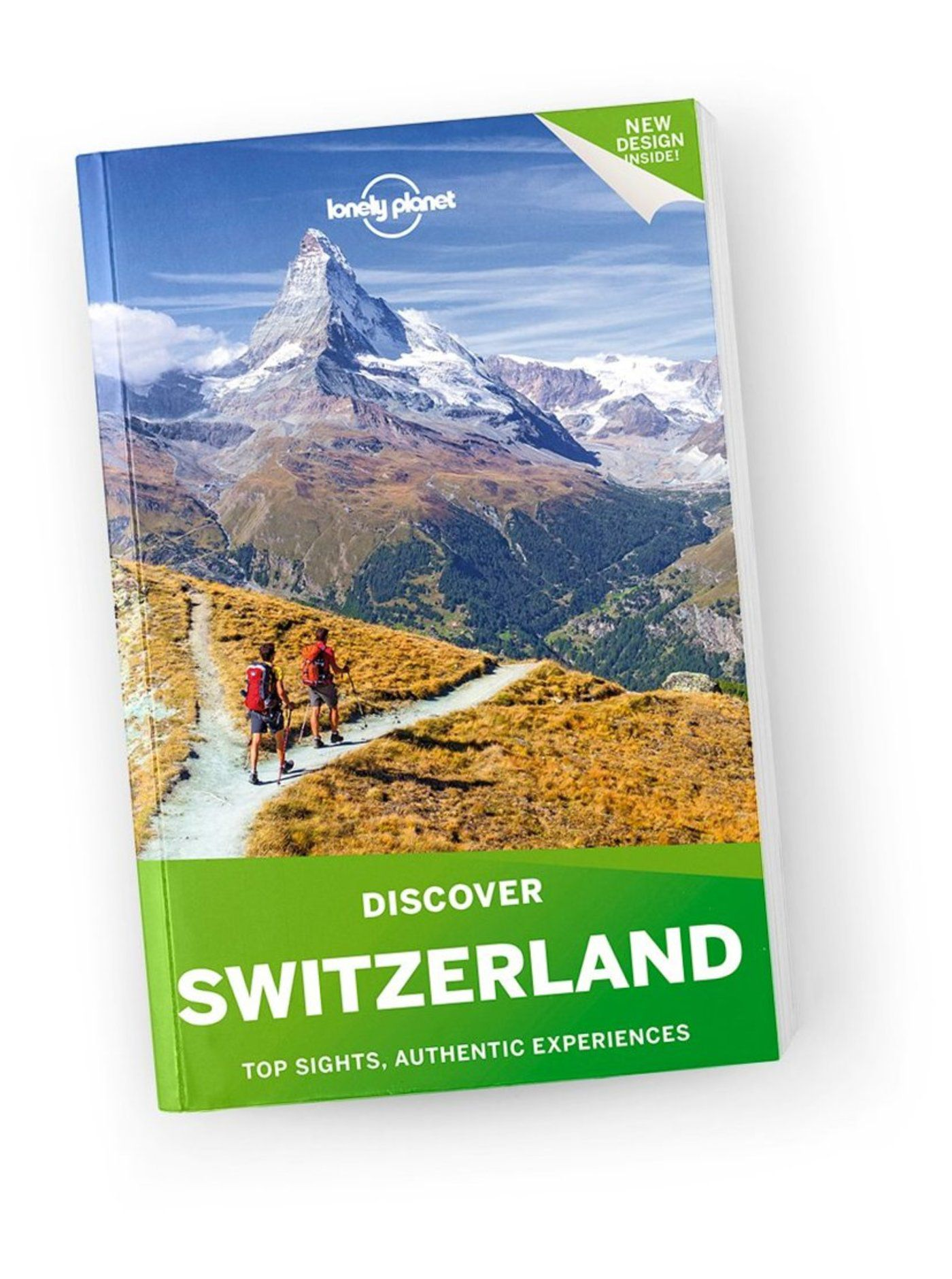 Discover Switzerland travel guide - 3rd edition