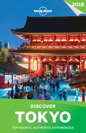 Discover Tokyo city guide - 2018 edition