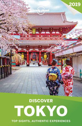Discover Tokyo 2019 city guide