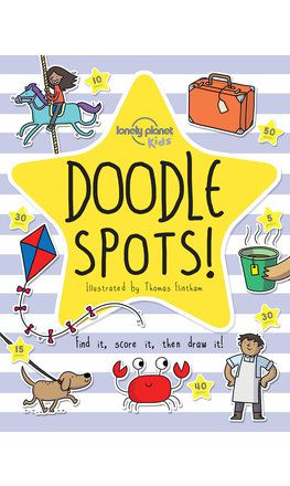 Doodle Spots (North and South America edition)
