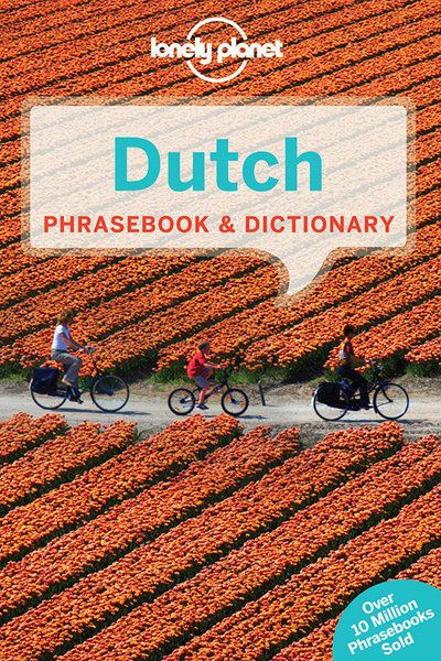 Lonely planet dutch phrasebook lonely planet us fandeluxe Gallery