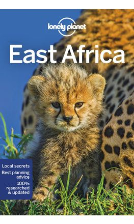 East Africa travel guide - 11th edition