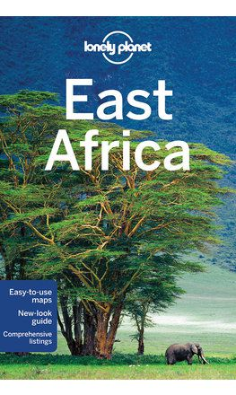 East Africa travel guide - 10th edition