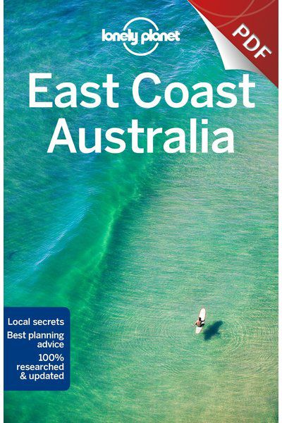 East Coast Australia - The Gold Coast (PDF Chapter)