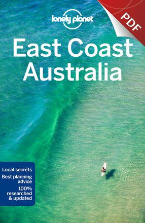 East Coast Australia - Townsville to Mission Beach (PDF Chapter)