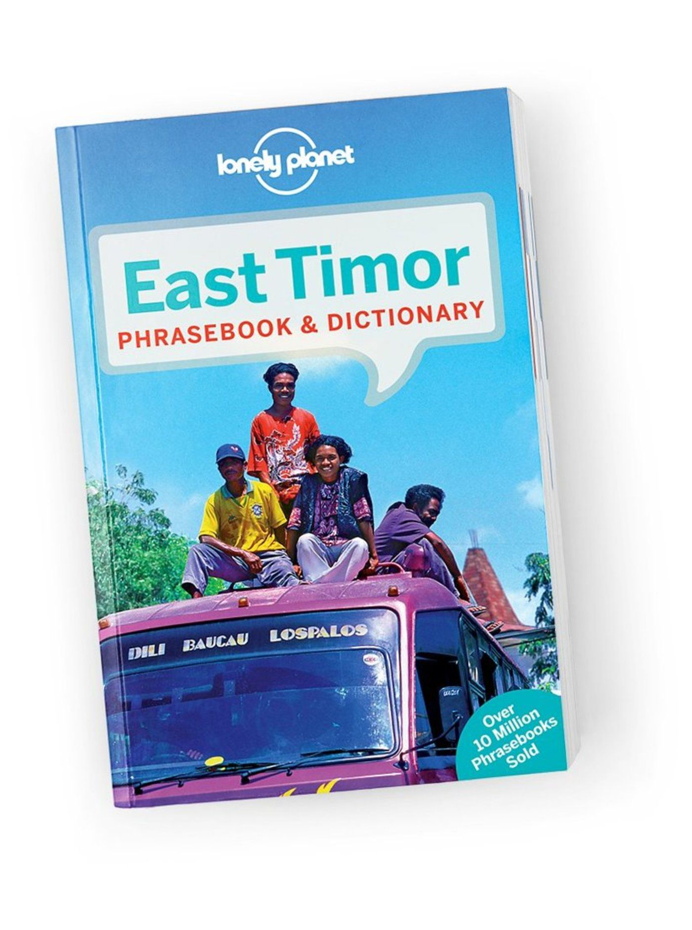 East Timor Phrasebook & Dictionary