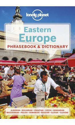 Eastern Europe Phrasebook - 5th edition