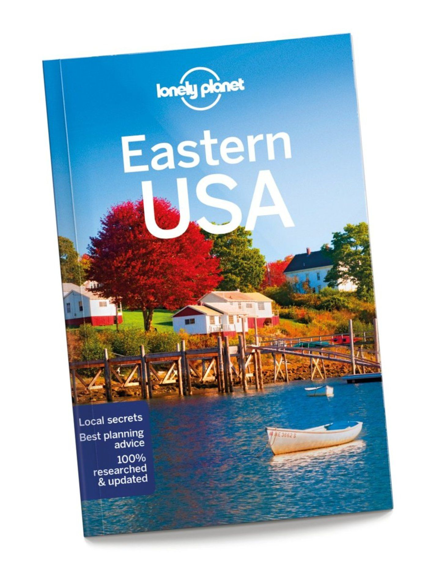 Book Cover Graphism Guide : Eastern usa travel guide lonely planet us