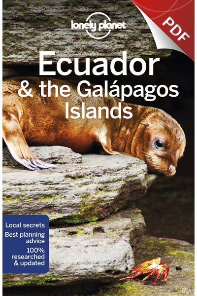 Ecuador & the Galapagos Islands - Central Highlands (PDF Chapter)