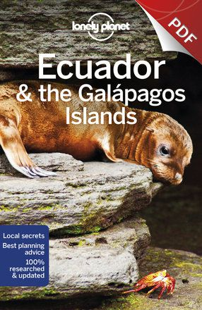 Ecuador & the Galapagos Islands - The Oriente (PDF Chapter)