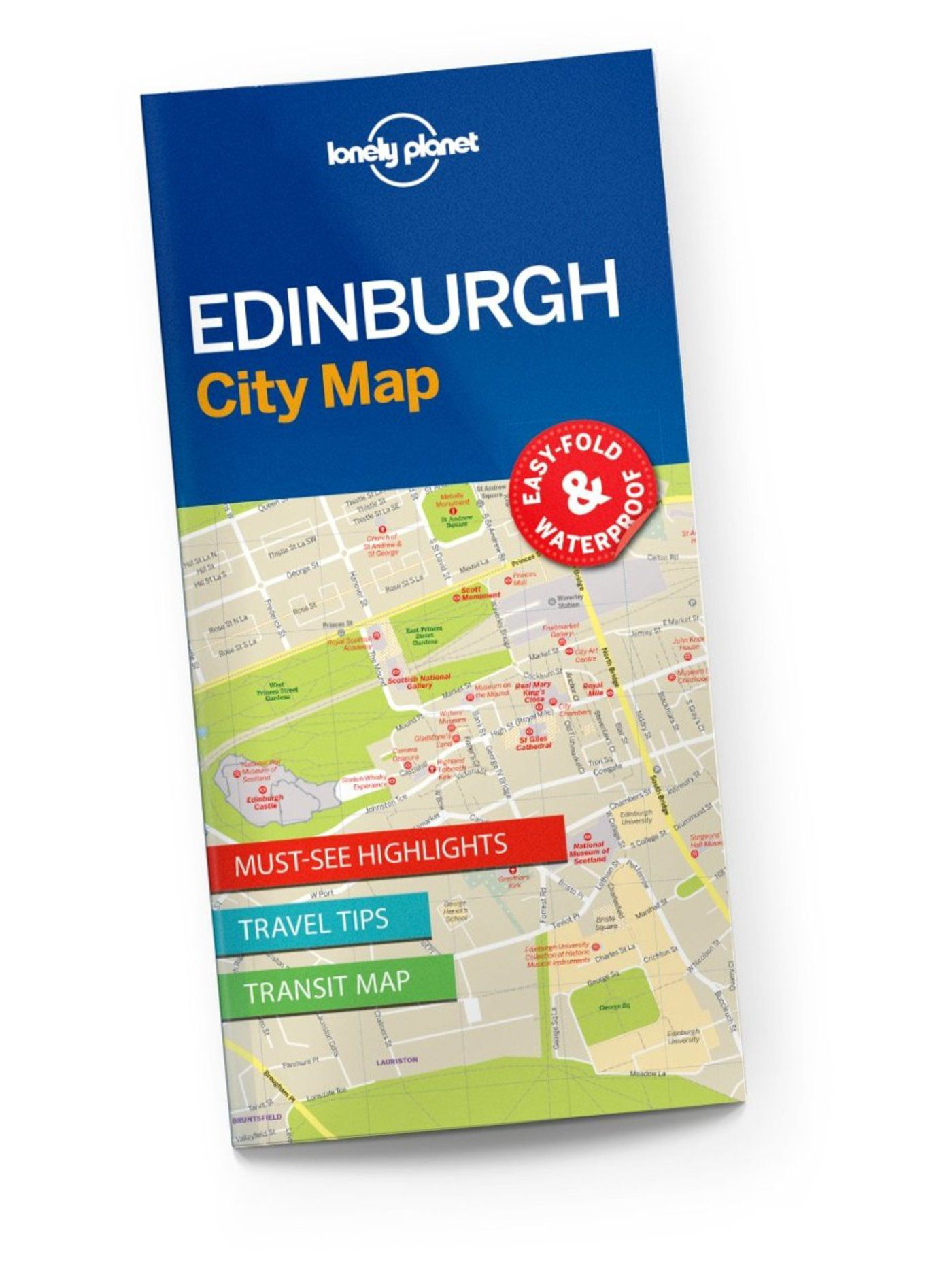 Edinburgh City Map