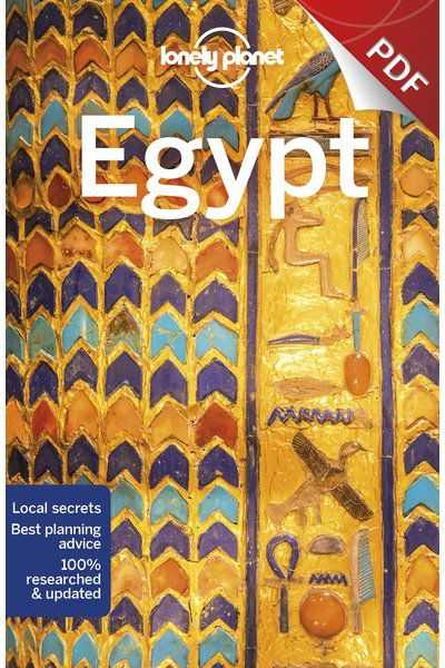 Egypt - Siwa Oasis & the Western Desert (PDF Chapter)