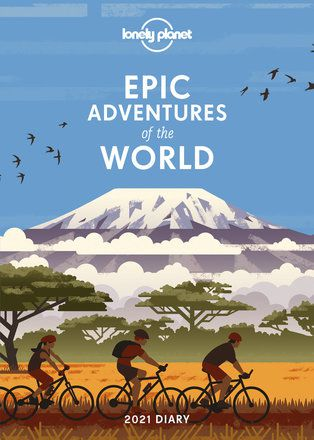 Epic Adventures of the World Diary 2021