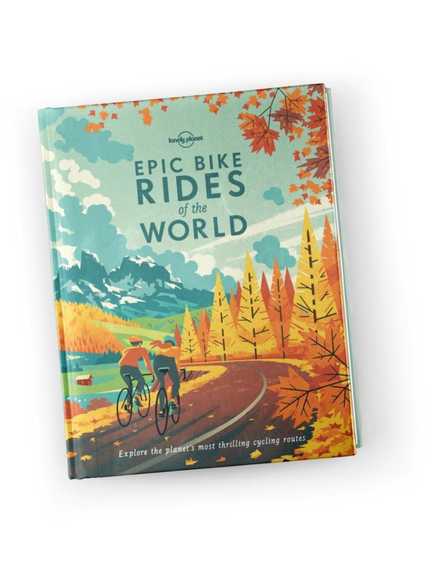 Epic Bike Rides of the World (Hardback)