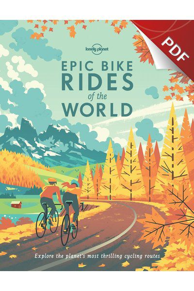Epic Bike Rides of the World - Africa (PDF Chapter)