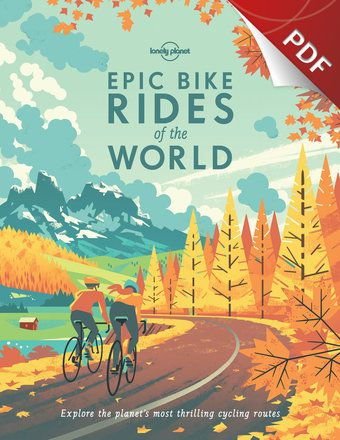 Epic Bike Rides of the World - Americas (PDF Chapter)