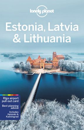 Estonia, Latvia & Lithuania travel guide - 8th edition
