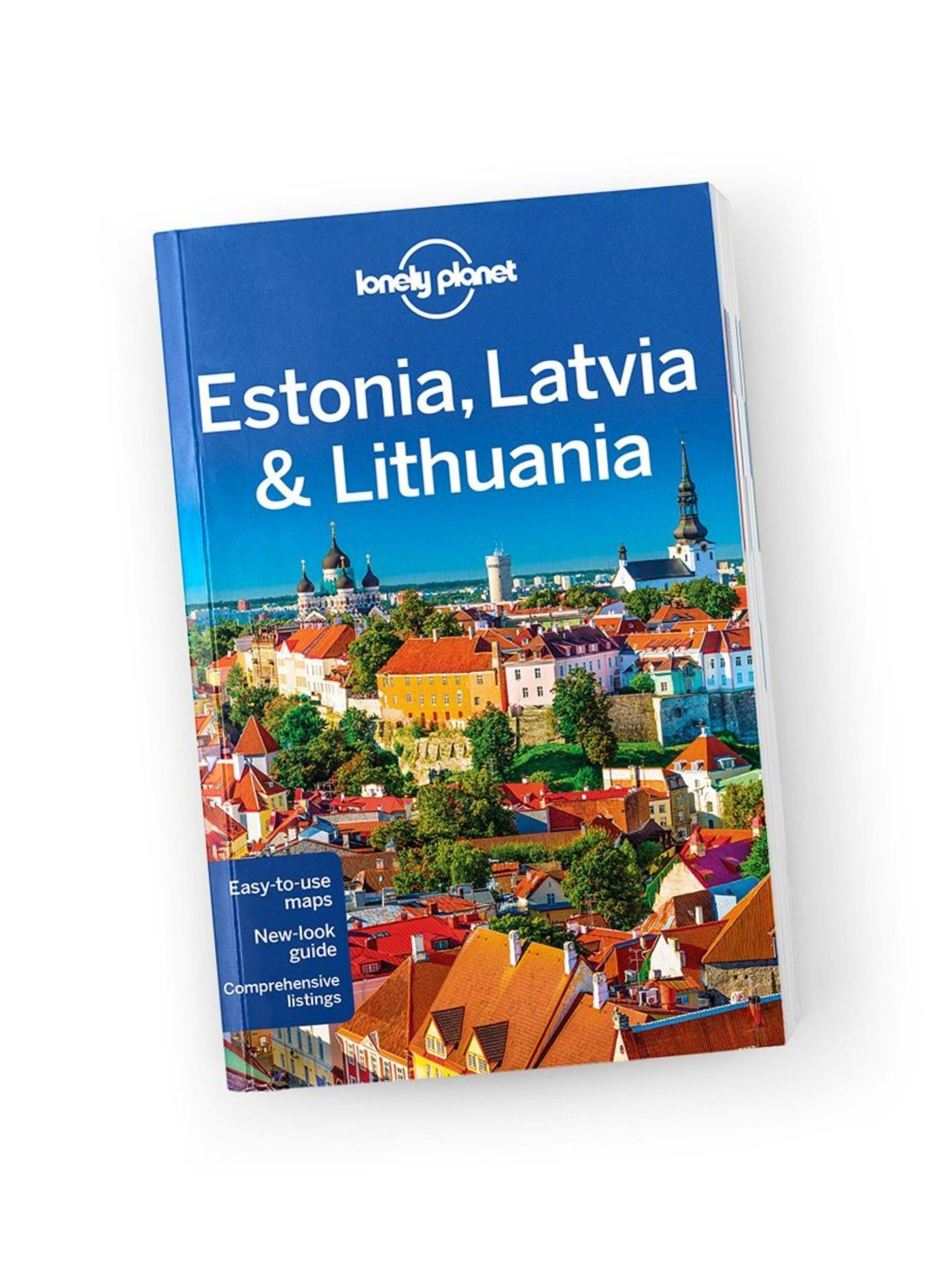 Lonely Planet Baltic States Guidebook