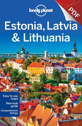 Estonia, Latvia & Lithuania - Helsinki Excursion (PDF Chapter)