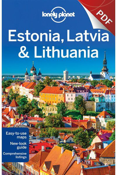 Estonia, Latvia & Lithuania - Kaliningrad Excursion (PDF Chapter)