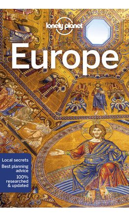 Europe travel guide - 3rd edition