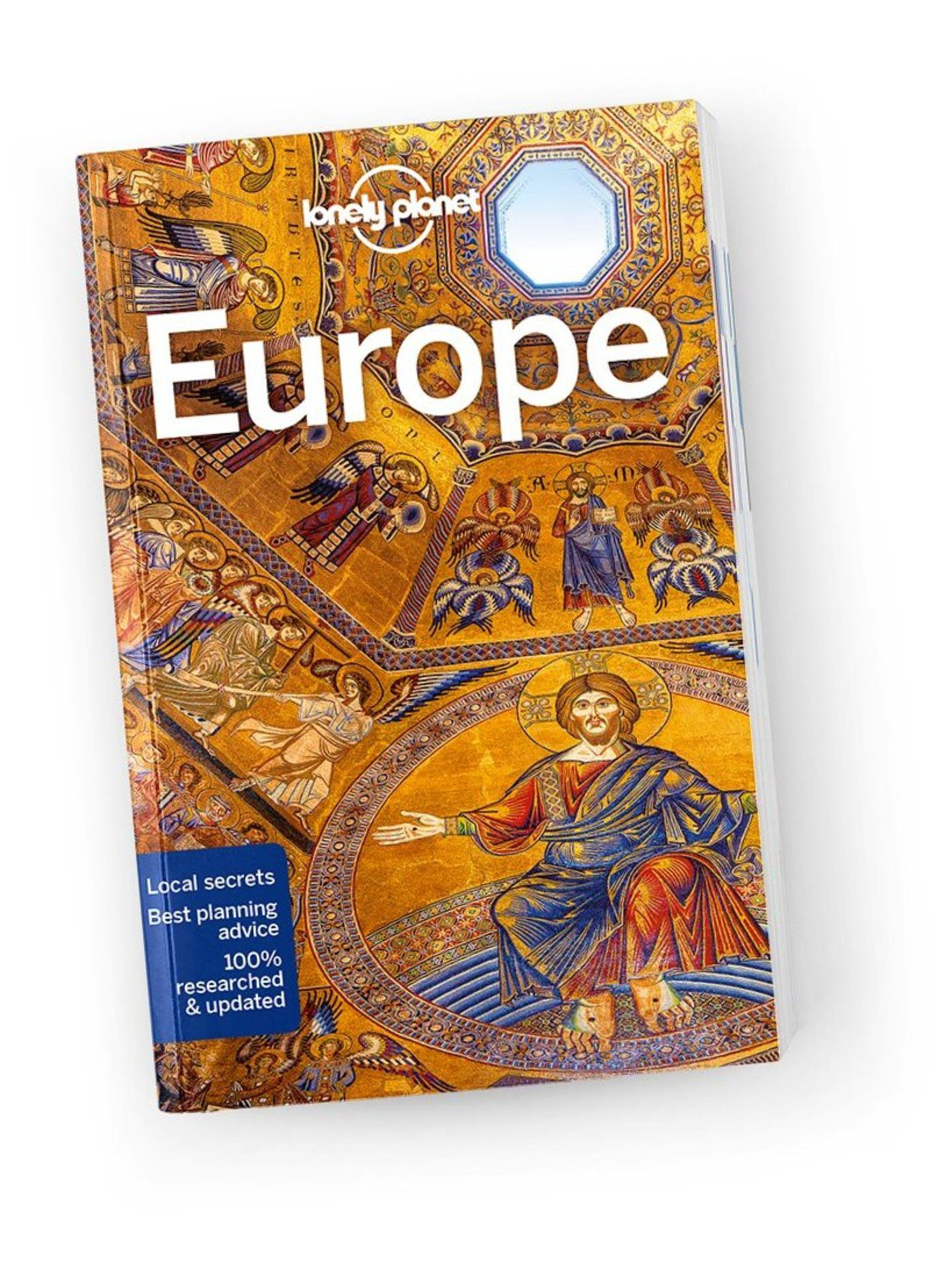 Lonely Planet Europe Guidebook